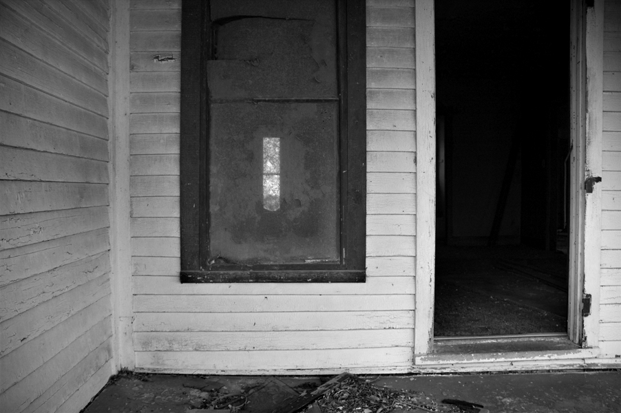 porch, old, photograph