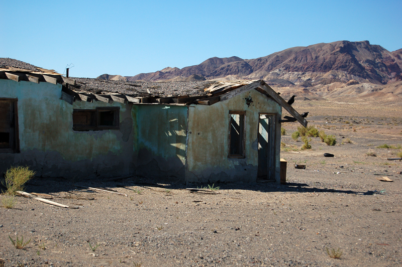 road trip, southwest, abandoned building