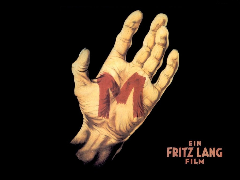 m, fritz lang, film, movies