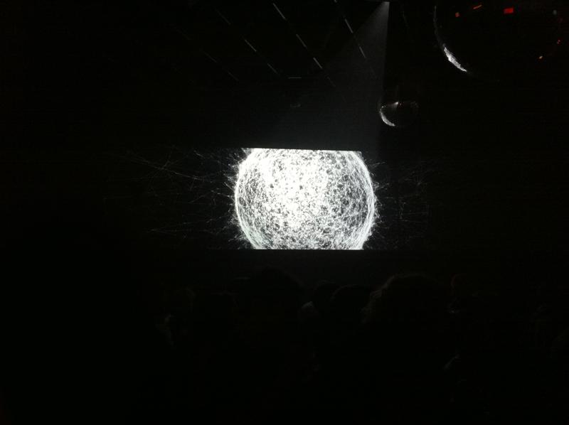 Joel Pryde, projection, art, decibel festival, q nightclub