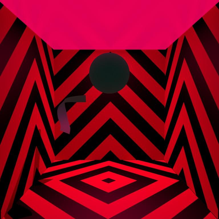 decibel cube cinema 4d graphics, 3d, pattern