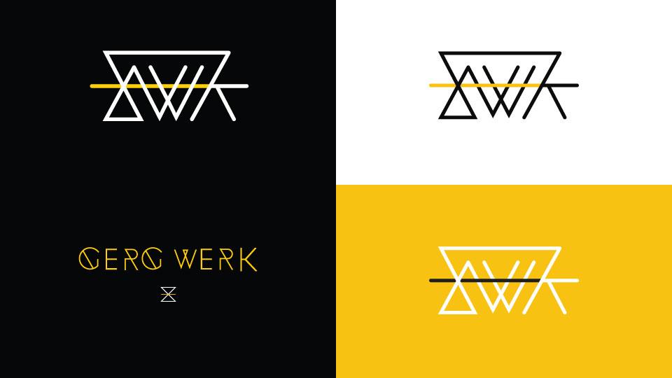 gergwerk logomark design