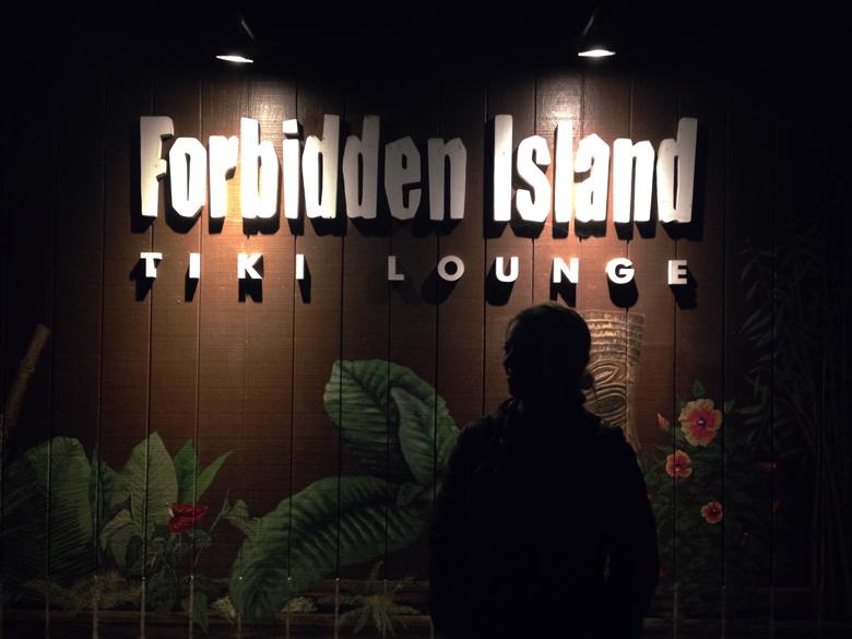 Forbidden Island, Alameda CA