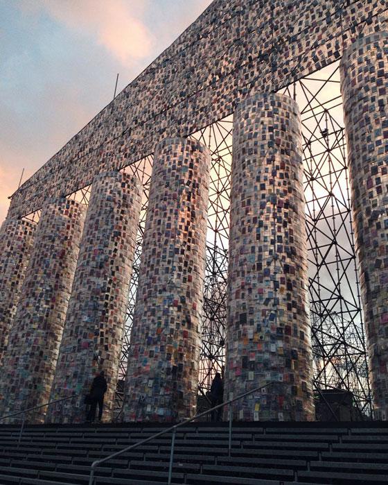 Parthenon of Books