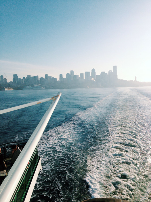boat to seattle