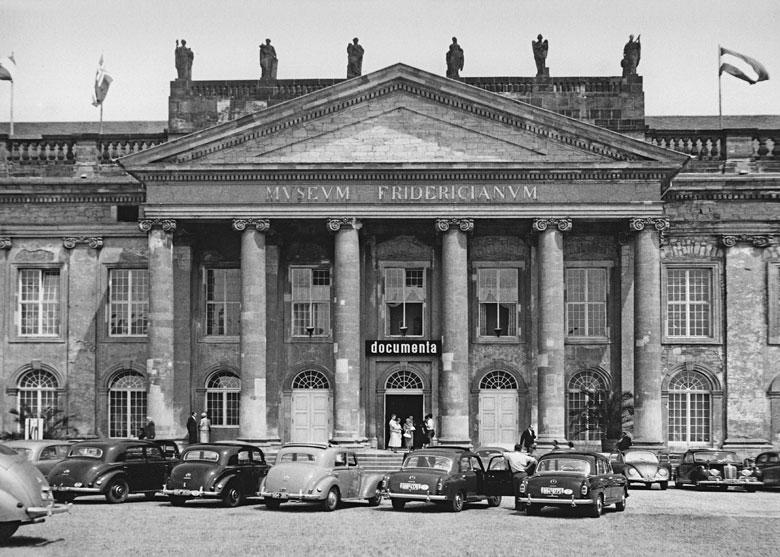 Fridericianum 1955